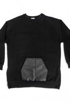 Dito Black Sweater