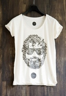 Cool Face T-Shirt Women
