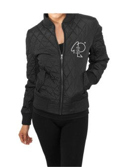 Diamond Nylon Jacket Ladies