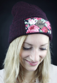 Beanie Antique Red